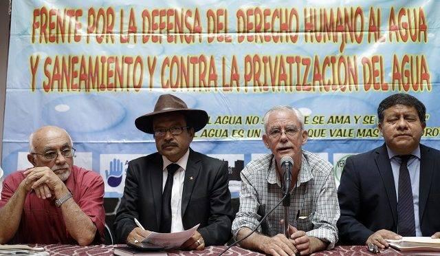 México: Frente en defensa del agua señala irregularidades en concesión (EConsulta)
