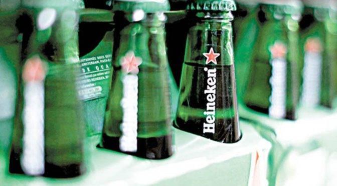 Monterrey: Presenta Heineken plan de cuidado de agua (MILENIO)
