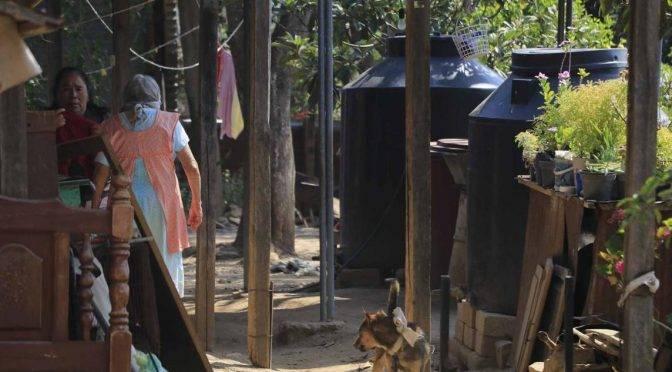 Oaxaca, prioridad en concesión da agua (NVI Noticias)