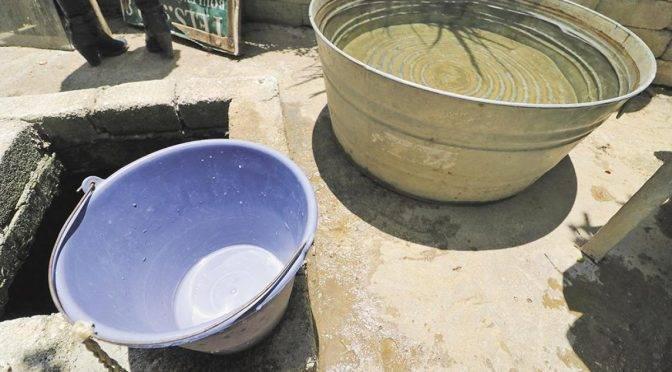 Oaxaca: tras casi un mes sin agua, la reusan (NVI Noticias)