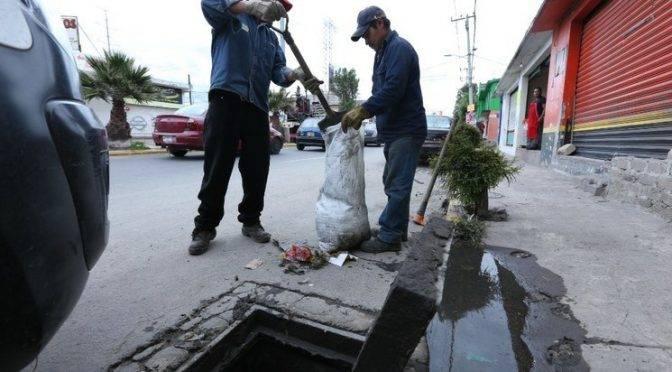 Estado de México: robot equipado recorrerá drenajes en Ecatepec para detectar rupturas (La Jornada)