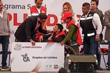"""CDMX: """"La Empleadora"""" dará trabajo a 7,900 personas en vulnerabilidad (La Jornada)"""