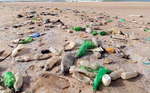 Australia: Nano imanes de carbono descomponen los microplásticos que contaminan el agua (EFE)