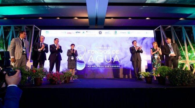 México es sede de la Cumbre de Fondos de Agua (El Economista)