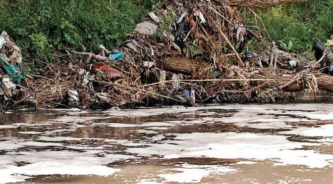 Tlaxcala: La contaminación del río Atoyac (El Sol de Tlaxcala)