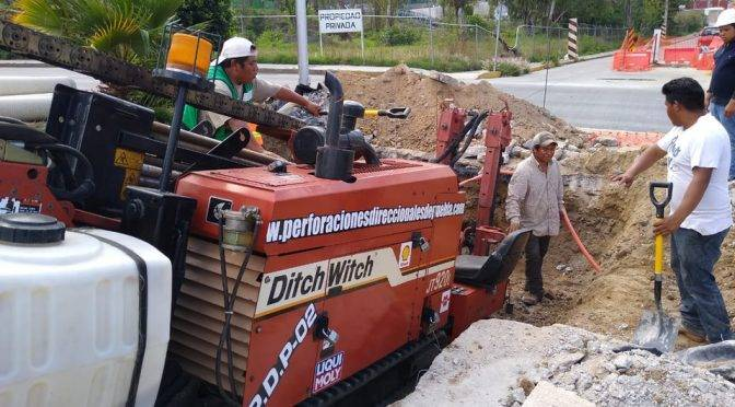 Puebla: Concluyeron la línea de conducción de agua en Xanenetla (MILENIO)