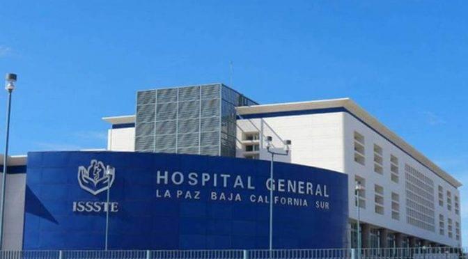 La Paz: Soluciona ISSSTE deficiencias en abastecimiento de agua (El Sudcaliforniano)