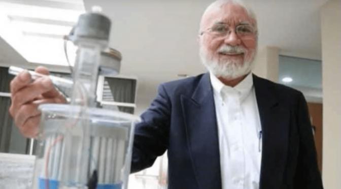 Yucatán: Hombre patentó un sistema para transformar el agua del mar en agua potable (24 horas)