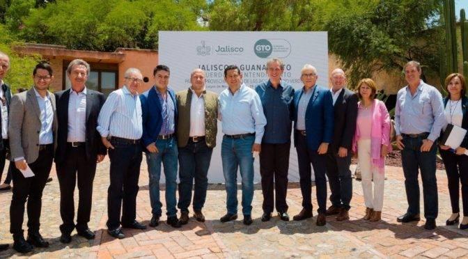 Firman Guanajuato y Jalisco Acuerdo para aprovechar agua del Río Verde (Milenio)
