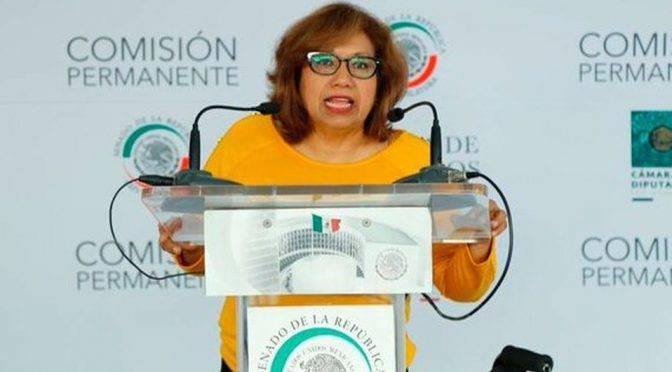 San Luis Potosí: En el Senado, PVEM acusa a contaminación de minera canadiense (Milenio)