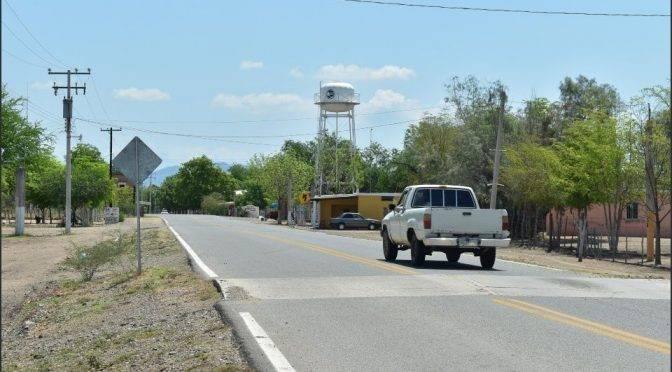 Sinaloa: 16 mdp para llevar agua a la Ciénega (El debate)