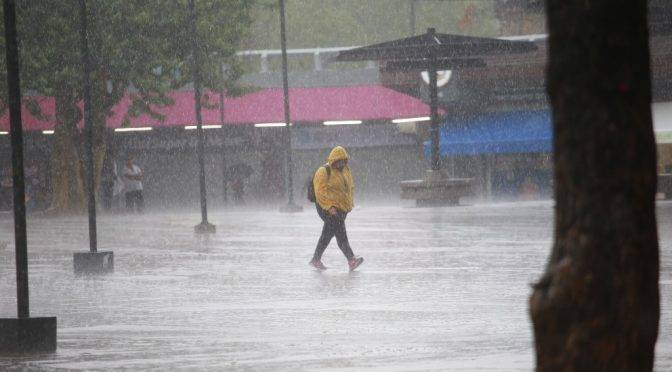 México: Onda tropical 12 causará fuertes lluvias en norte y centro (La jornada)