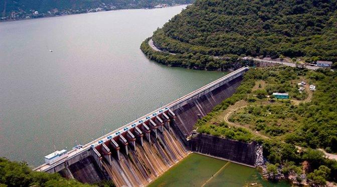 San Luis Potosí: Comisión del Agua anuncia reinicio de construcción de presa La Maroma (Plano Informativo)
