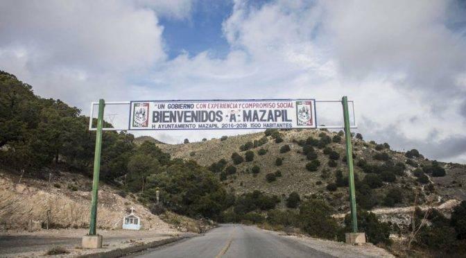 Zacatecas: Rechazan habitantes de Mazapil propuesta de Peñasquito (La jornada)