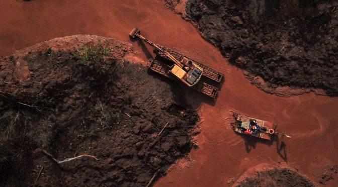 Río de Janeiro: Un juez declara responsable a la minera Vale por los daños del colapso de una represa (The New York Times)