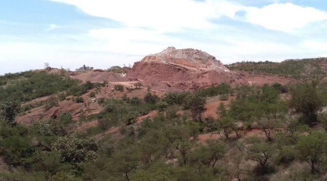 Guanajuato: Afecta proyecto minero a 20 pueblos (Periódico correo)