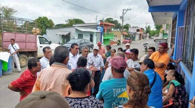 Tabasco: cierran carretera por falta de agua (El Heraldo de Tabasco)
