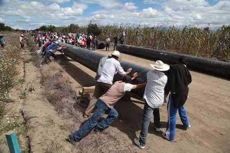 Morelos: Otorgan recurso a Amilcingo contra el gasoducto (La Jornada)