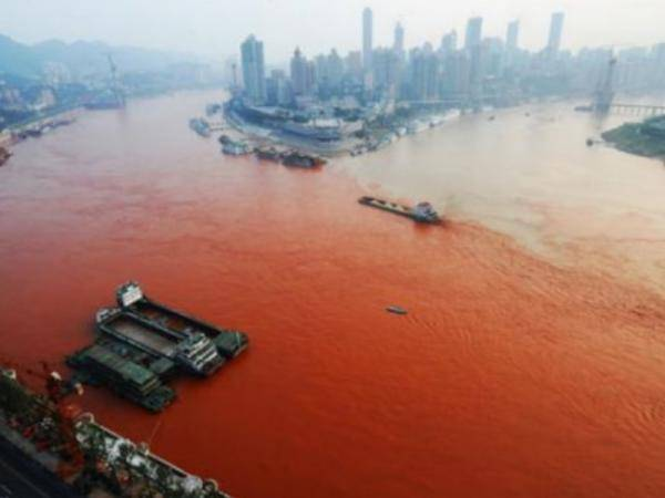 Los ríos más contaminados del mundo (ecología verde)