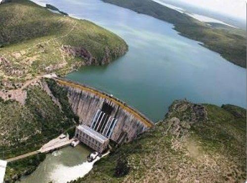 Chihuahua: Invaden terrenos en zona de la presa Las Vírgenes (El diario de Chihuahua)