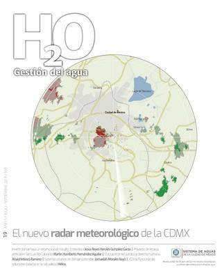 El nuevo radar meteorológico de la CDMX