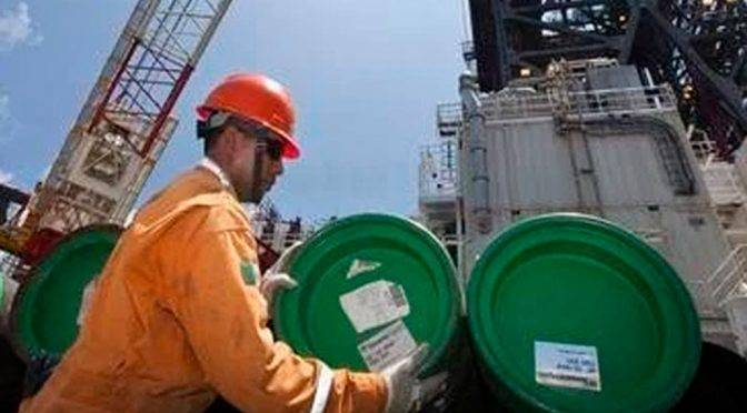 México: Extrae Pemex 195 mil barriles de crudo con fracking, afirma CNH (Heraldo de México)