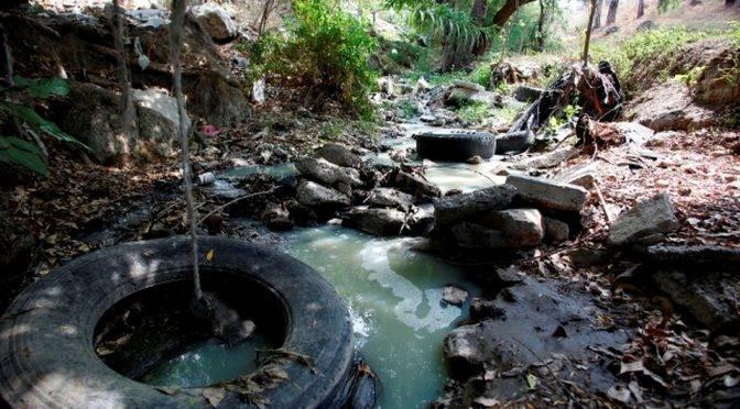 Puebla: Contaminación al Atoyac, por deterioro de drenaje; se trabaja en proyecto integral: Huejotzingo (Milenio)