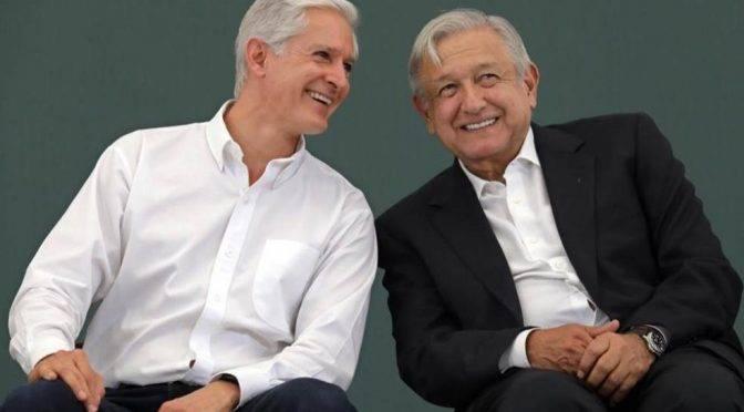 Estado de México: con Federación se mejorará red de agua potable en Nezahualcóyotl (La Silla Rota)