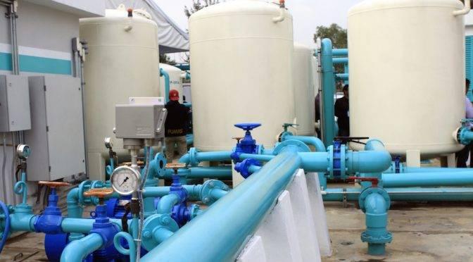 Puebla: Moreno Valle dio a empresa el manejo total del agua por 30 años, revela ahora contrato (Sin embargo)
