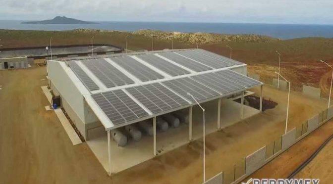 Baja California: BerryMex inaugura la primera planta desalinizadora de agua de mar para uso agrícola en el continente americano (tercer sector)