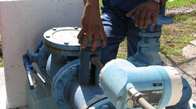 Michoacán: Se invertirán 102 mdp para 30 obras hídricas y sanitarias (Quadratin)