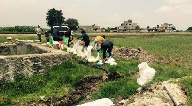 Toluca: Constante contaminación de pozos con aguas residuales (alfa diario)