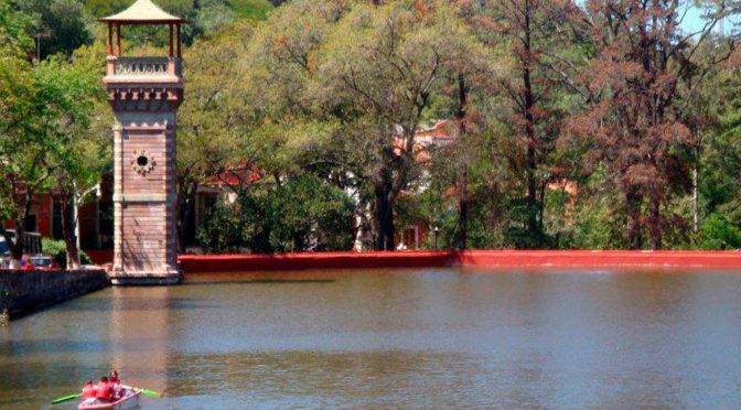 Guanajuato: Presa de La Olla, en riesgo por vertedero (El Universal)