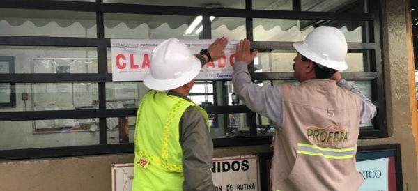 Sonora: Profepa clausura instalaciones de Grupo México en Guaymas (Aristegui noticias)