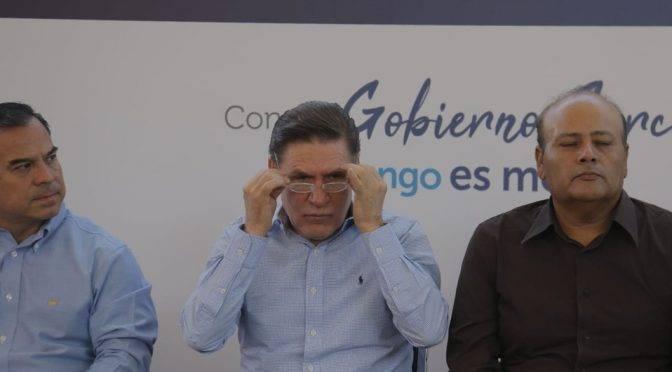 Lerdo: Gobernador de Durango confía que Metrobús se concretará (MILENIO)