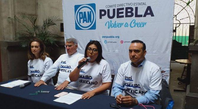 Puebla: PAN se opone a rescisión de contrato con Agua (MILENIO)
