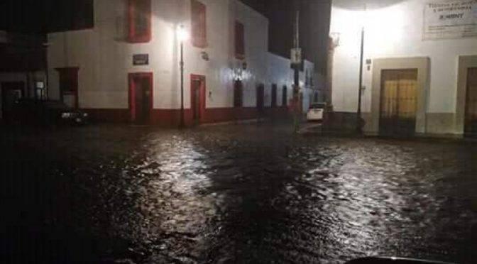 Nayarit: Reportan inundaciones y crecida de ríos (meganoticias)