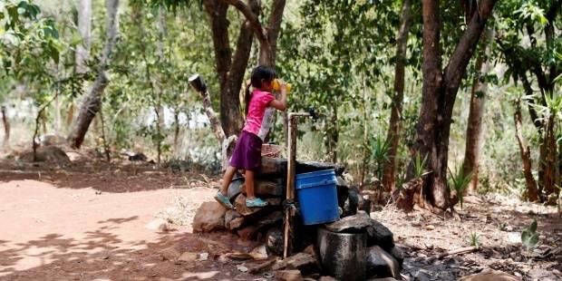 Guatemala: La falta de lluvias seca dos ríos y una laguna en el norte del país (EFE verde)