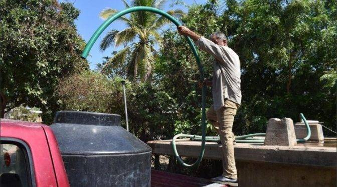 Sinaloa: Se extiende falta de agua potable en zona serrana de Mazatlán (NNC.MX)