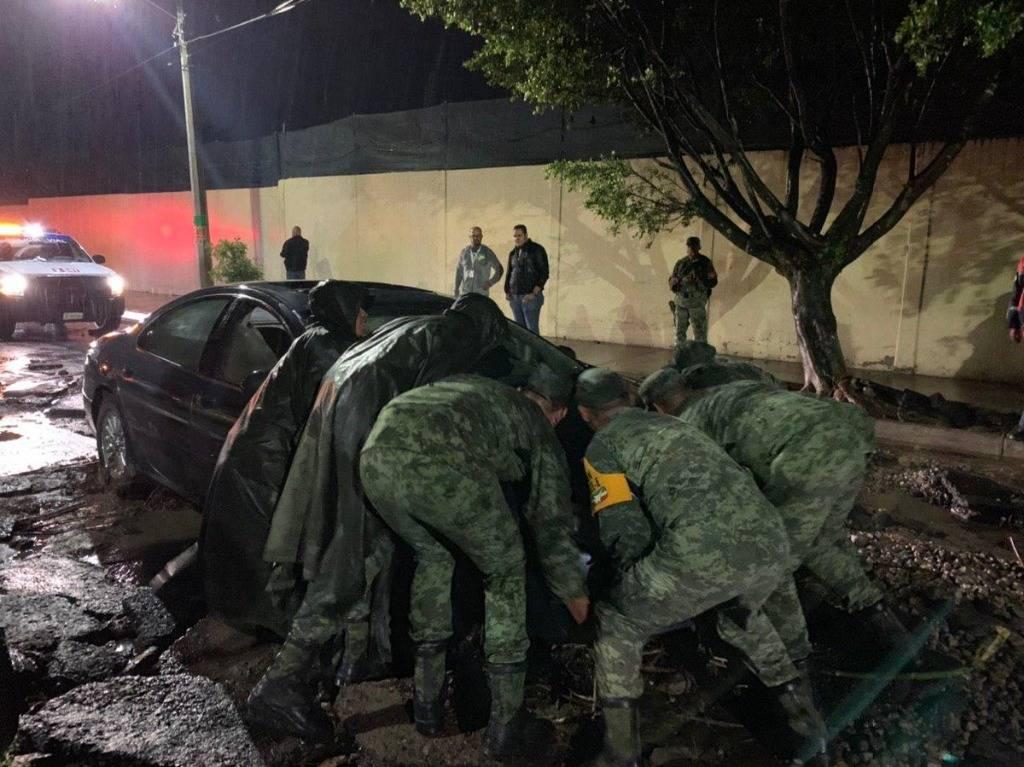 Tlajomulco: Activan Plan DN-lll-E por inundaciones (La Jornada)