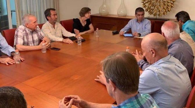 Torreón: Riquelme se reúne con vecinos (MILENIO)