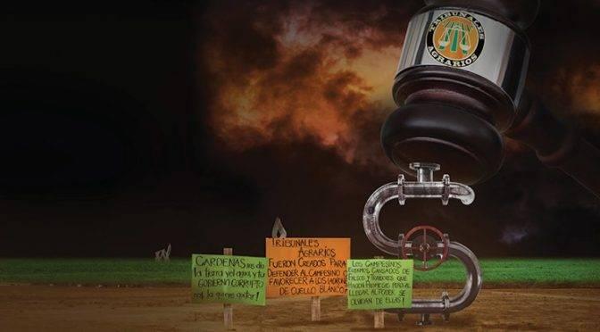 Monterrey: Demandan a magistrados del tribunal superior agrario (Reporte Indigo)