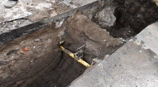 CDMX: Bomberos controlan fuga de gas en Coyoacán (MILENIO)