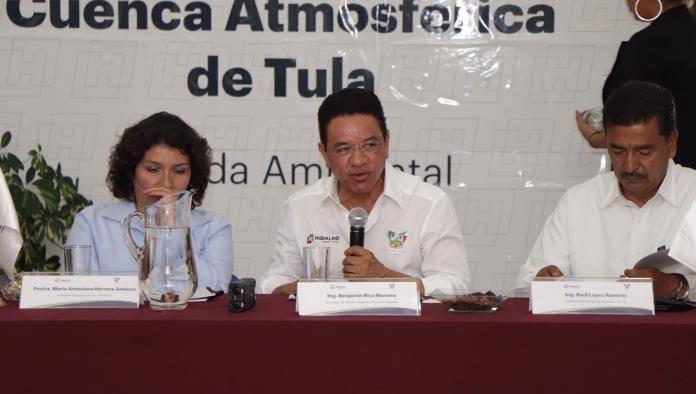 Hidalgo: Piden incluir a Tula-Tepeji en la cuenca atmosférica del Valle de México (La Silla Rota)