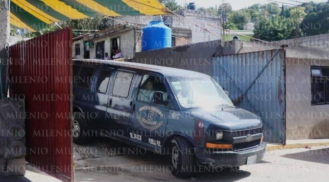 Puebla: Escombro en el río, fue factor para deslave (MILENIO)