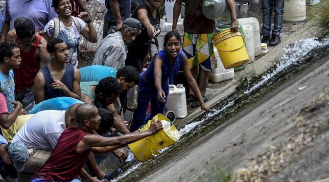 Las deficiencias en los sistemas y la financiación comprometen el saneamiento y el suministro de agua potable en los países más pobres del mundo (OMS)
