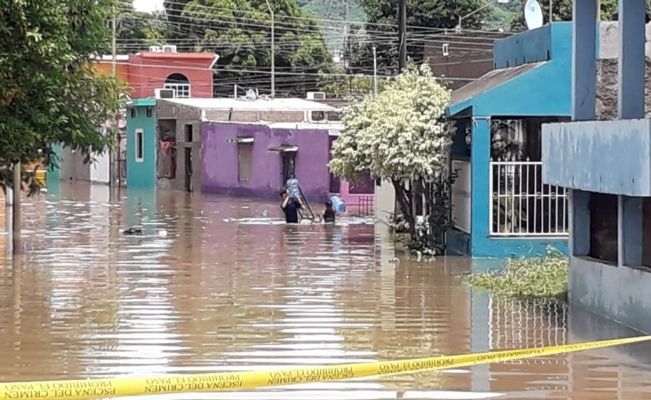 "CDMX: Emiten declaratoria de emergencia para 5 municipios de Sinaloa por ""Ivo"" (El Universal)"
