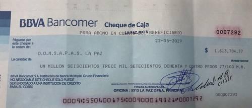 Baja California Sur: City Express de La Paz no pagó agua potable ni drenaje en dos años (La jornada)