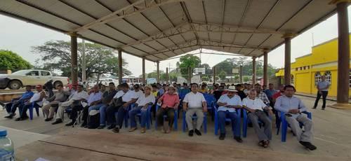 Asamblea comunitaria rechaza megaproyecto en Oaxaca y Veracruz (La jornada)