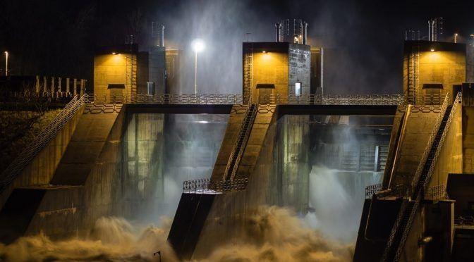 Las presas más antiguas no están listas para el cambio climático (unlockers)